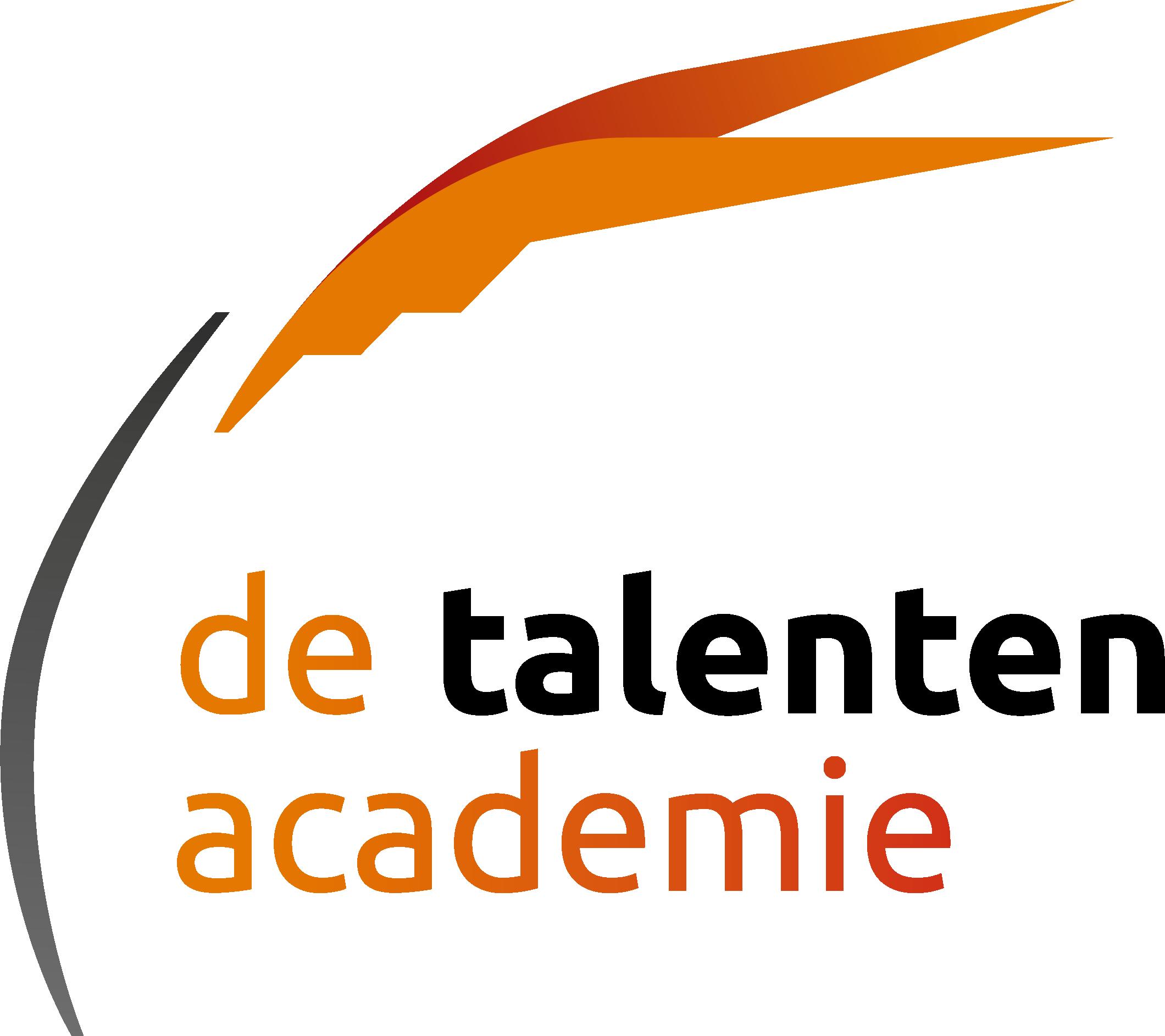 De Talentenacademie. Logo